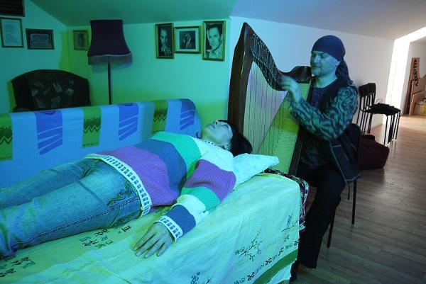 Элизбар и арфотерапия