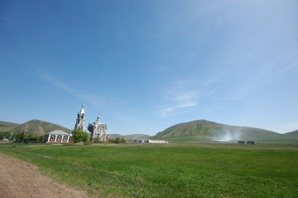 Праздник Ивана Купала в Андреевке