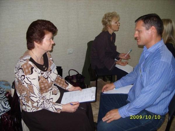 2009, октябрь - NLP-тактик