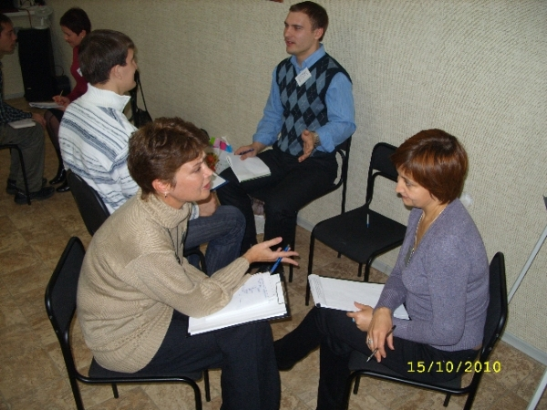 2010, октябрь - NLP-тактик