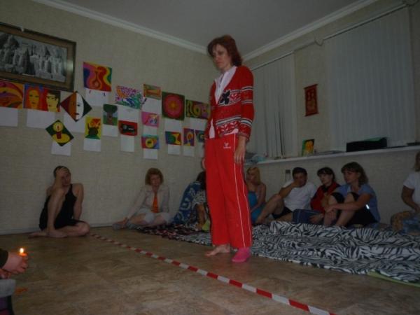 Прохождение черты (2009, июнь)