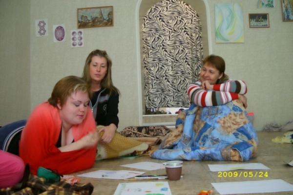 2009, апрель - Ребёфинг: Чудо Возрождения