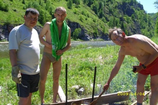 Белая (2009, июнь)