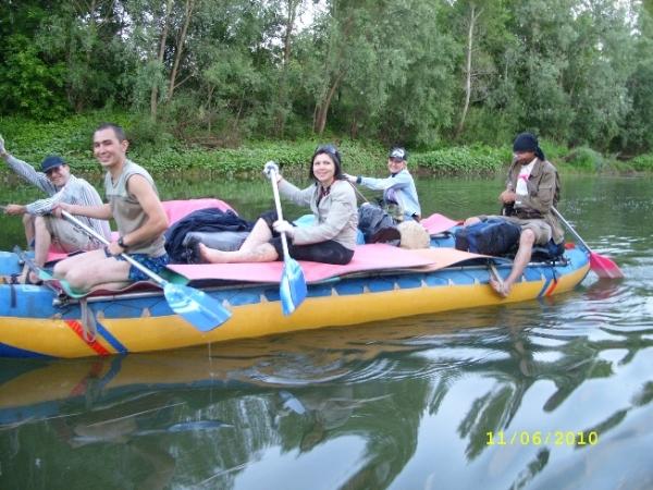 Экстрим на спокойной воде (2010, июнь)