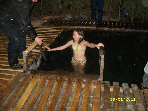 Крещение (2011, январь)
