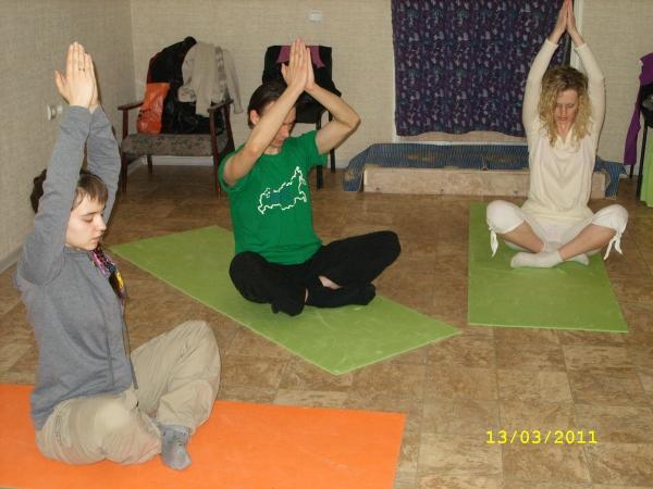 Йога-тренинг (2011)