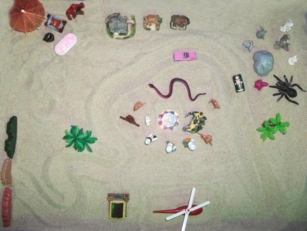 Песочная терапия (2010)