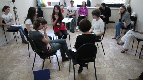Креативный тренер. 1 модуль (2011, май)