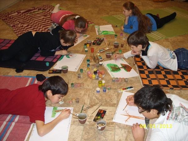 Внутренняя Алхимия для подростков - I (2012, январь)