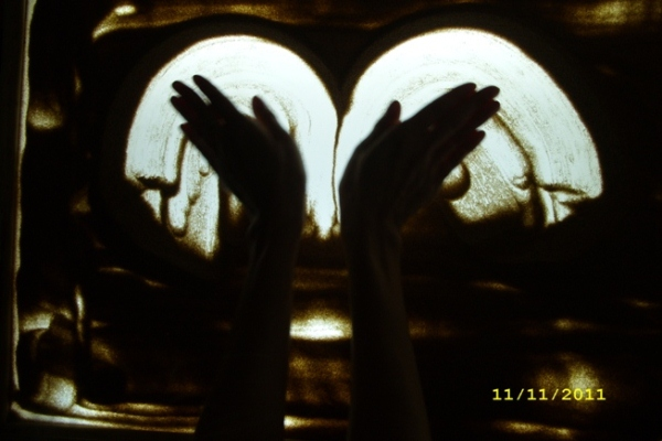 Следы на песке (2011, ноябрь)
