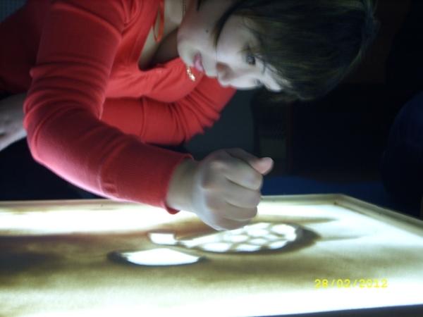 Следы на песке (2011 декабрь, 2012 январь-февраль)