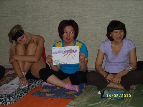 Второе рождение (2010, май)