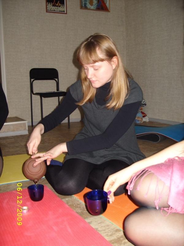 Рождение Афродиты (2009, декабрь)