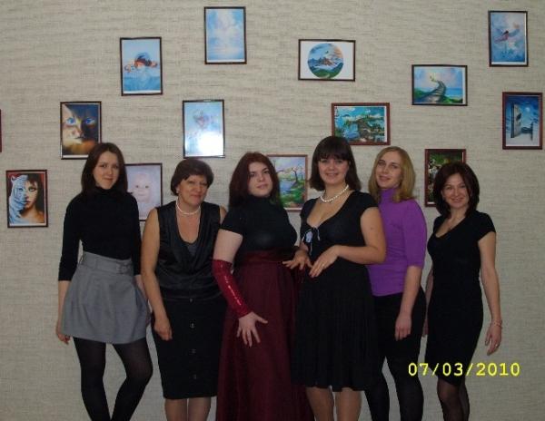 Рождение Афродиты (2010, март)