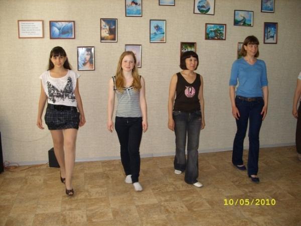 """Мастерская """"Танец Женщины"""" (2010, май)"""
