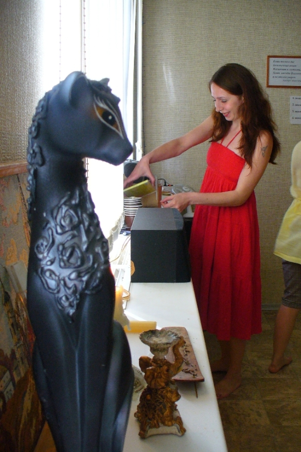 Рождение Афродиты (2010, июнь)