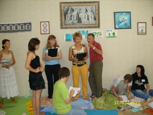 Рождение Мечты (2010, июль)