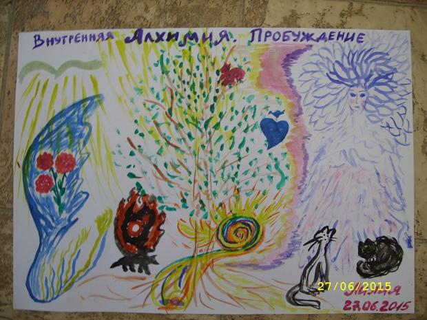 Внутренняя Алхимия - I (2015, июнь)